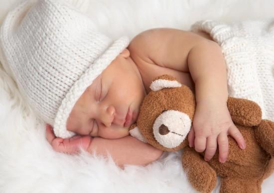 Плохой сон у новорожденного