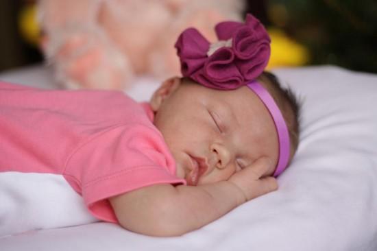 сон у новорожденного