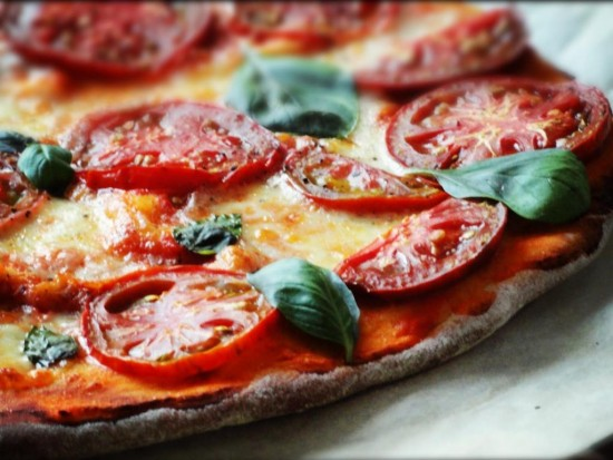 Пицца дома