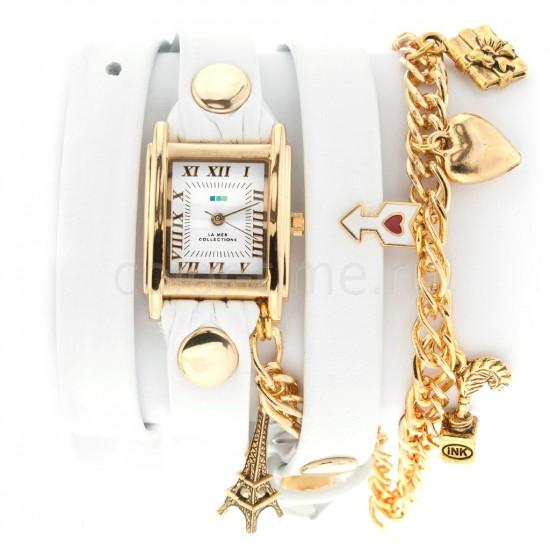 Женские часы из золота (2)