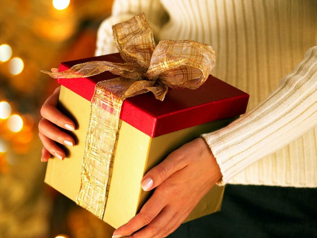 Подарок другу на нг