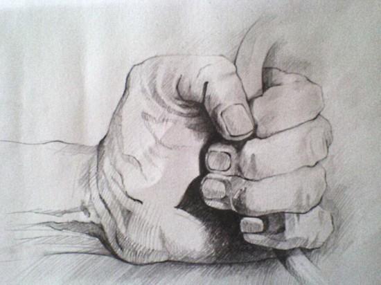 Изображение руки человека (2)