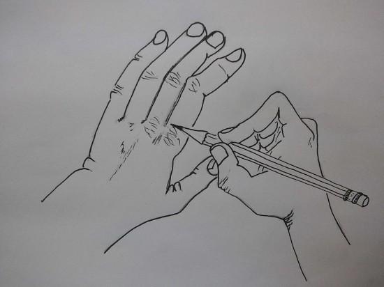 Изображение руки человека (3)