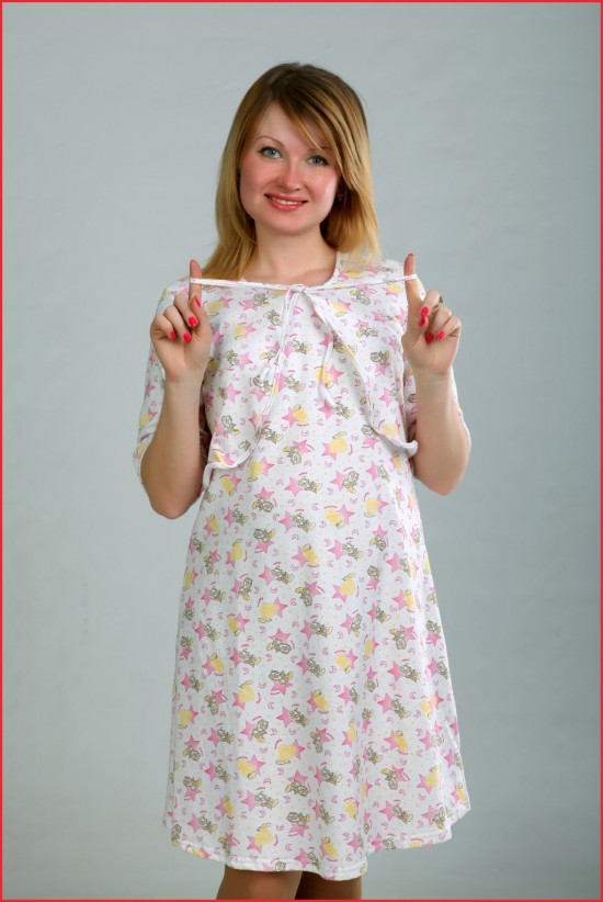 Как молодой матери правильно подобрать одежду для сна (1)