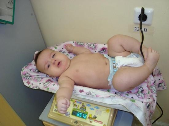 Нужны ли весы для малышей (2)