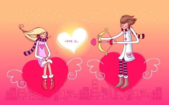 14 февраля – праздник для любящих сердец (1)
