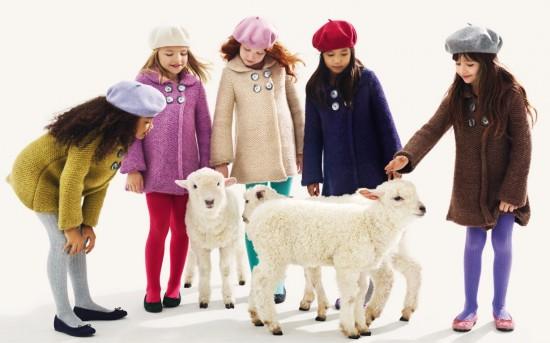 Как одевать ребенка на прогулку весной (1)