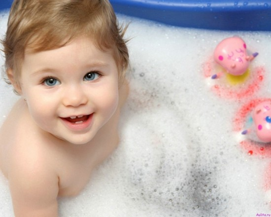 Правильное детское купание (3)