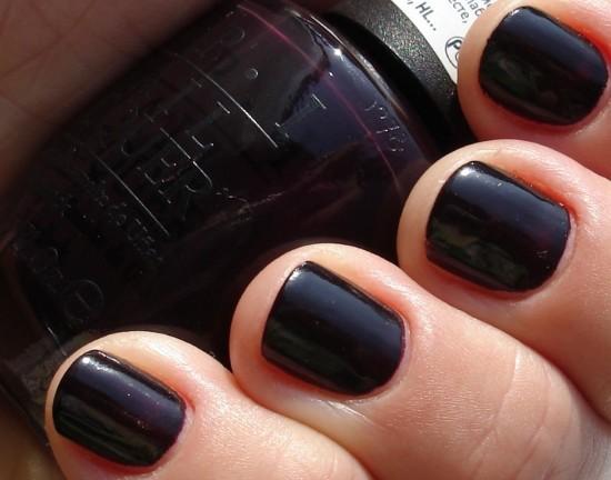 Черный лак для ногтей (1)