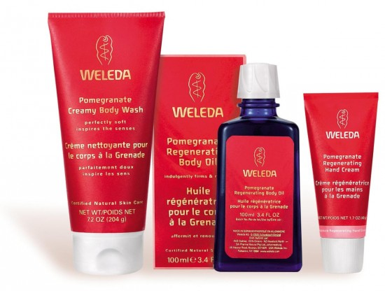 weleda red