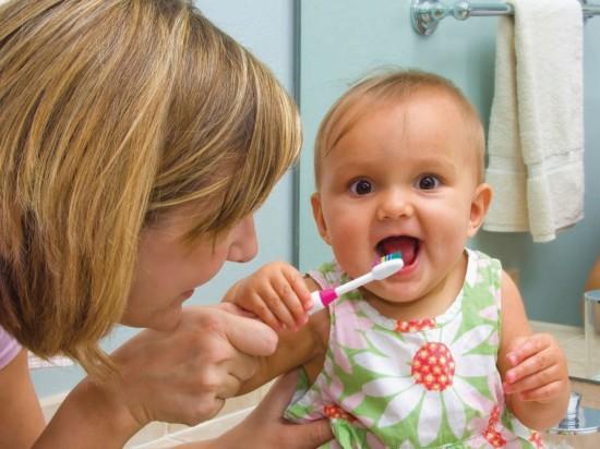 Как сохранить здоровье детских зубов (1)