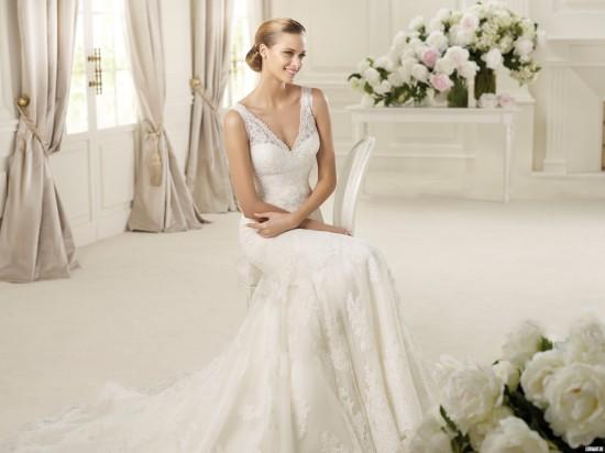 Свадебное платье беременной невесты (2)