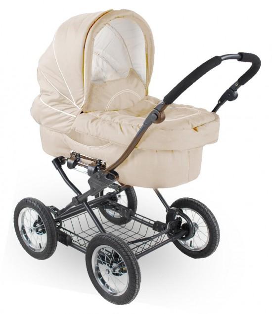 зимняя детская коляска