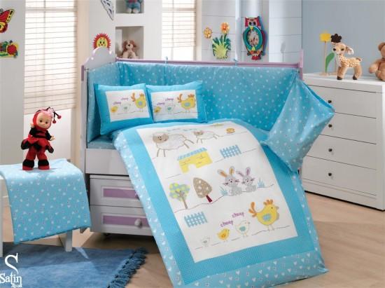Выбираем постельное белье для своего малыша (1)