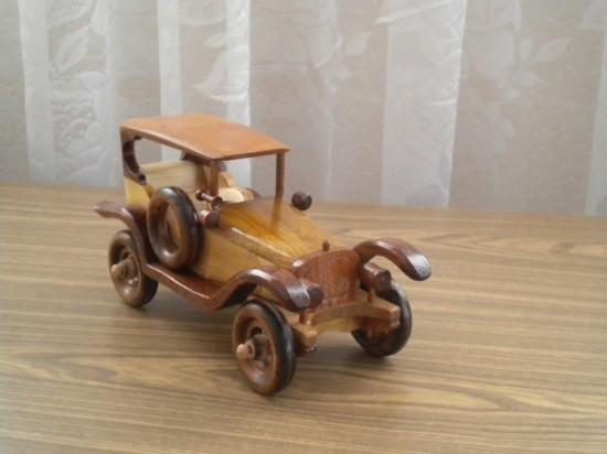 Деревянные игрушки для ребенка, не только радость, но и польза (2)