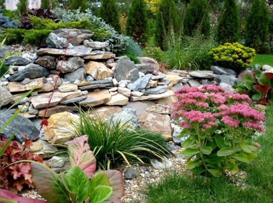 Оформление садового участка (1)