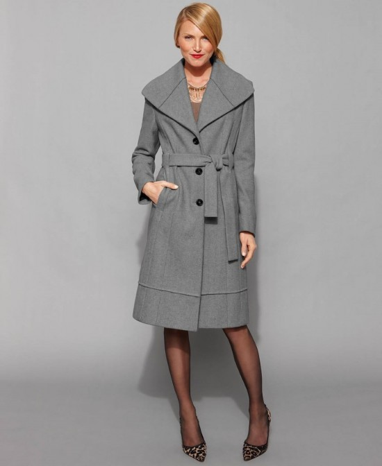 Изготовление модного женского пальто (1)
