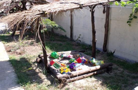 Отдых с детьми на даче в пригороде (1)