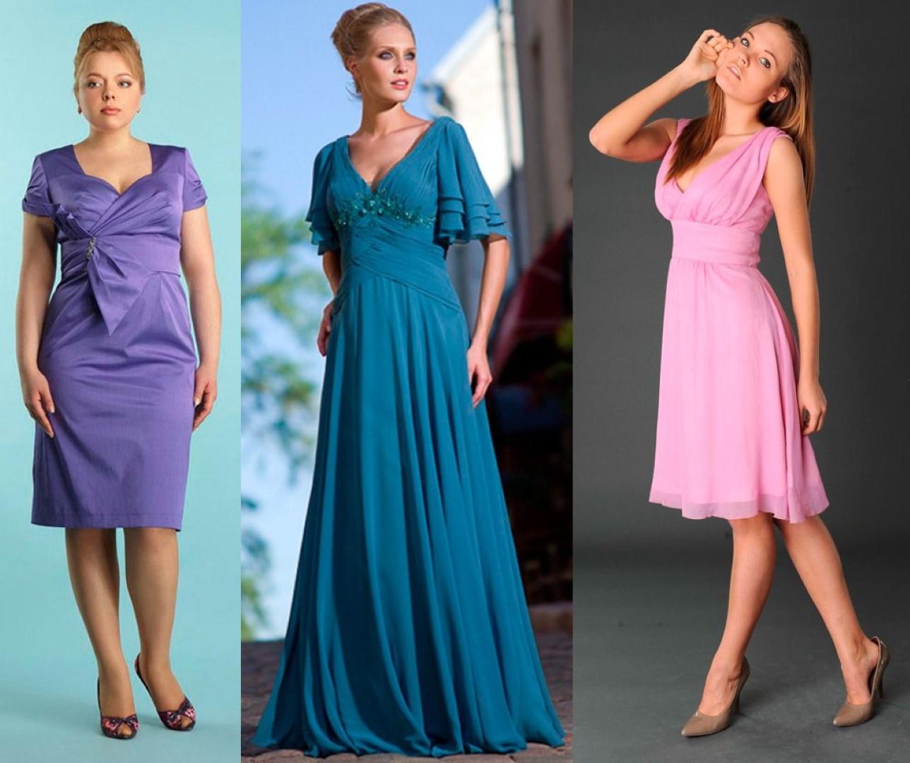Какое сшить платье на свадьбу к дочери 63