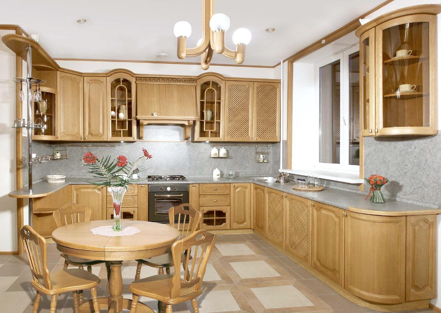 гарнитур для кухни и столовой