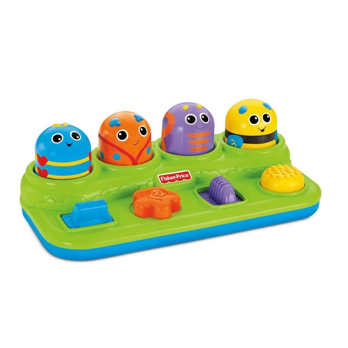 Игрушки для малышей 6 месяцев какие