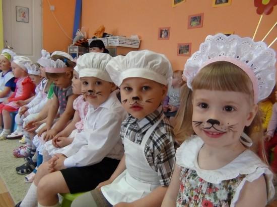 Детские костюмы на утренник1
