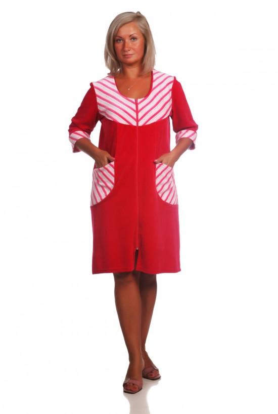 Трикотажный халат – модно, красиво  и практично (3)