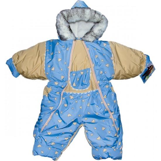 Кутать или нет новорожденного ребенка зимой