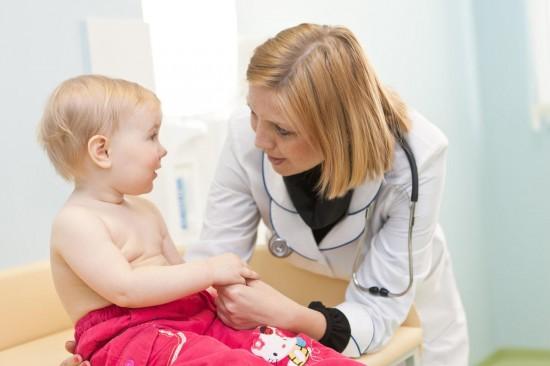 Подготовка ребенка к посещению педиатра