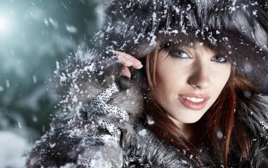 Тепло и модно: меховые шапки