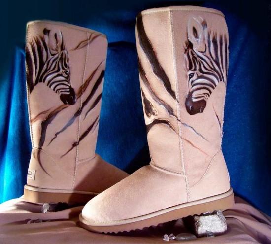 Зимняя обувь из Австралии - угги1
