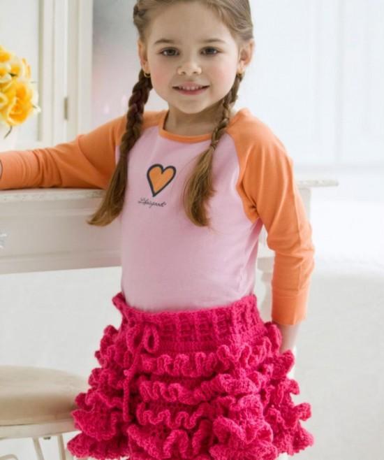 Модные тенденции в детской одежде1