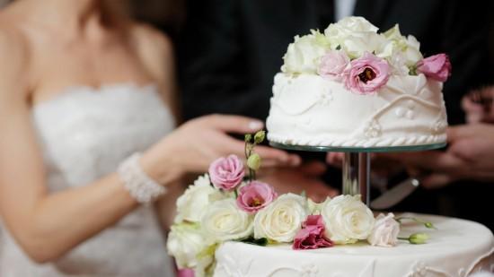 Торт на свадебное торжество1