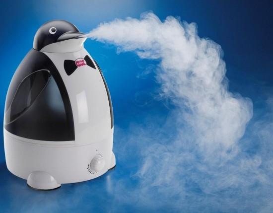 Увлажнитель воздуха для здоровья детей