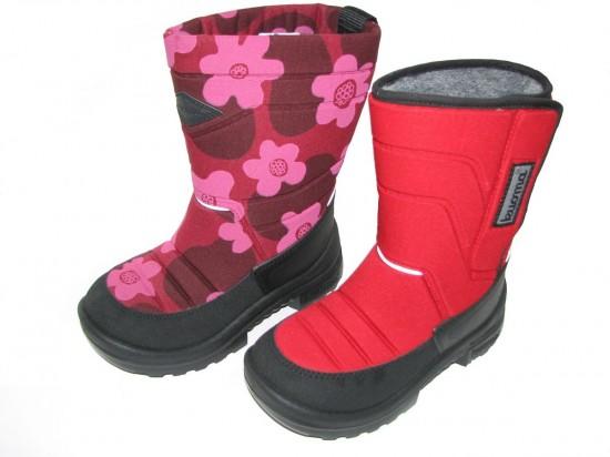 Как правильно выбрать детскую зимнюю обувь1