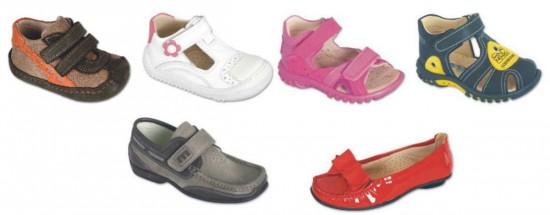 Рекомендации по правильному выбору детской обуви.1