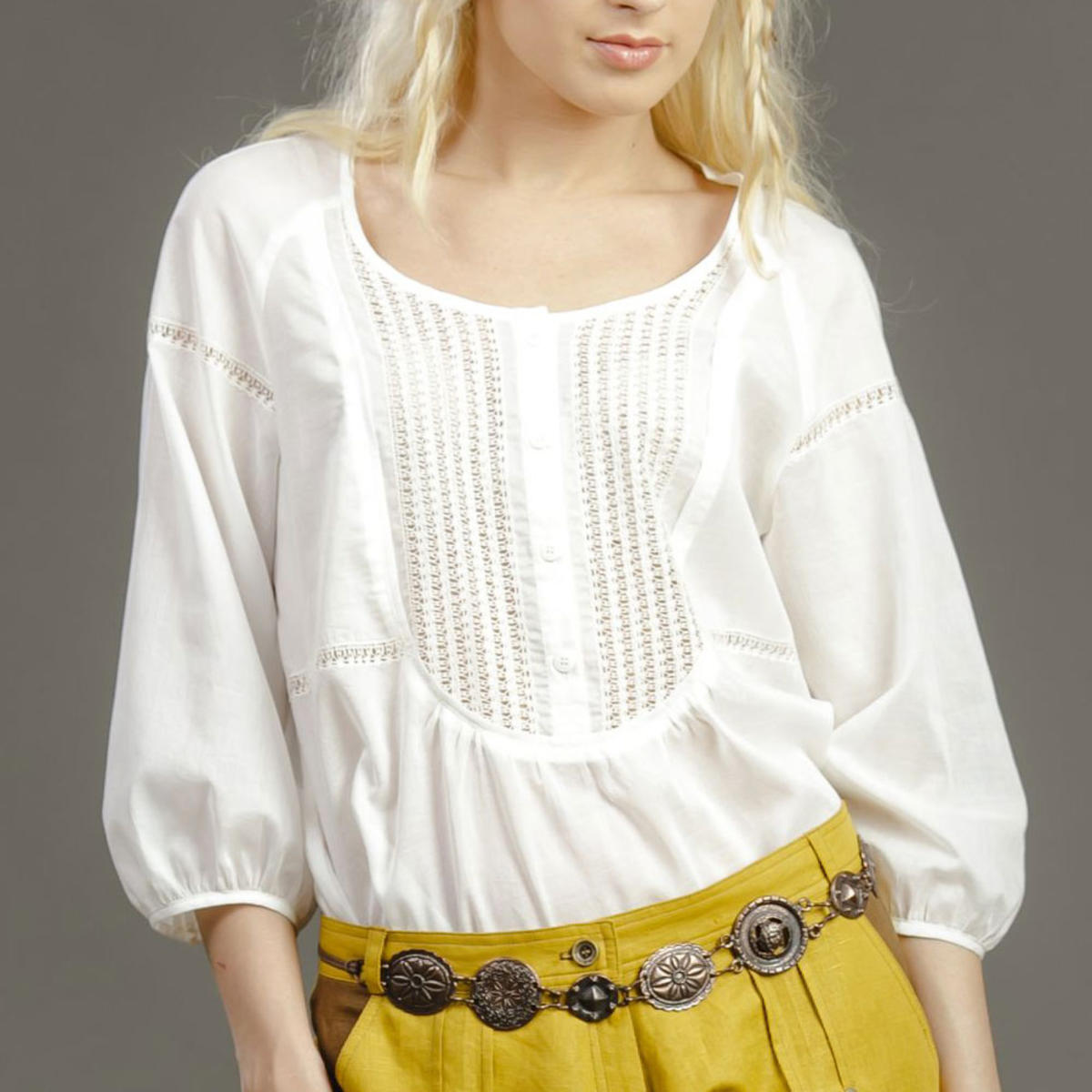 Сколько Стоит Белая Блузка