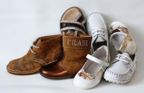 Детская обувь – модно и удобно