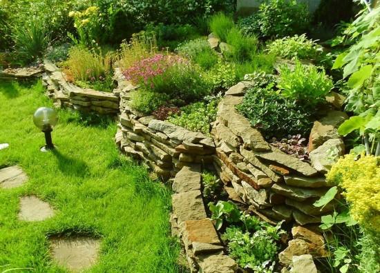 Дизайн садового участка для начинающих1