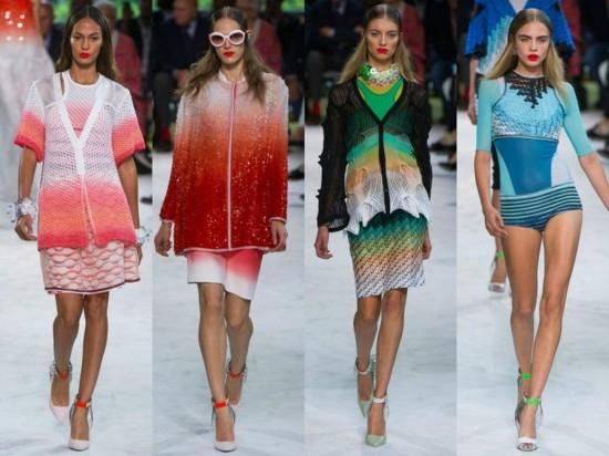 Платья в летней моде в 2014 году3