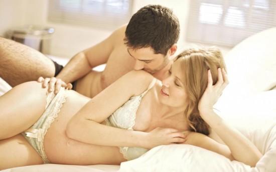 Секс во время беременности 2