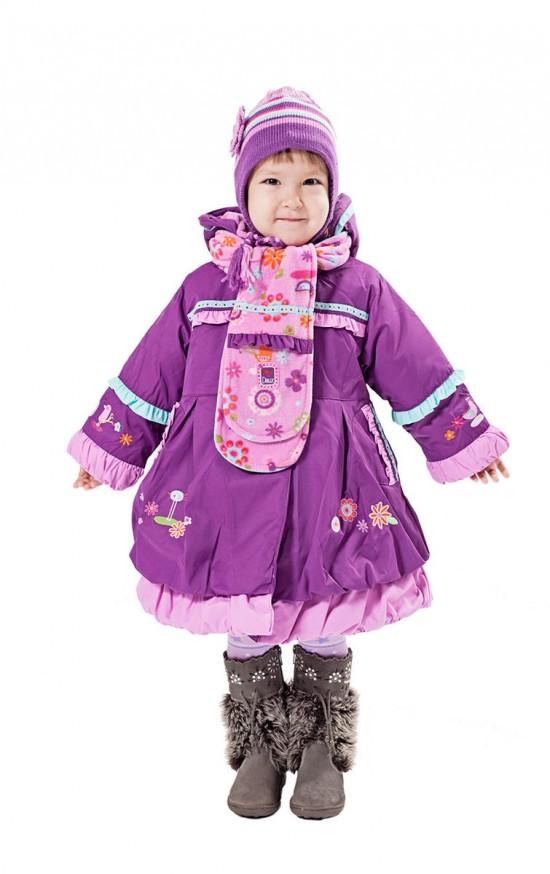 Как легко выбрать пальто ребенку