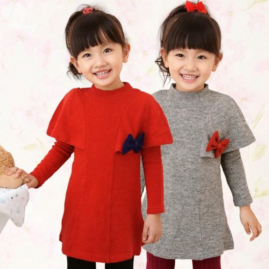 Как одевать девочек красиво и практично? 1