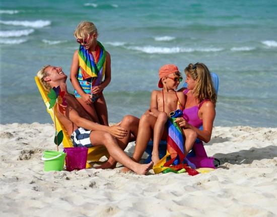Как собрать детей в отпуск
