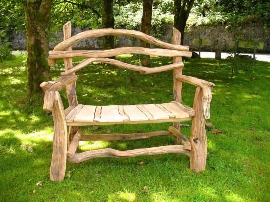 Качественная и красивая дачная мебель1