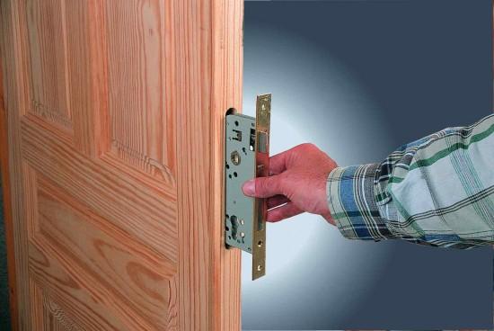 Не открывается дверь, практичные советы.1