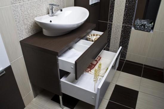 мебель в ванную комнату 4