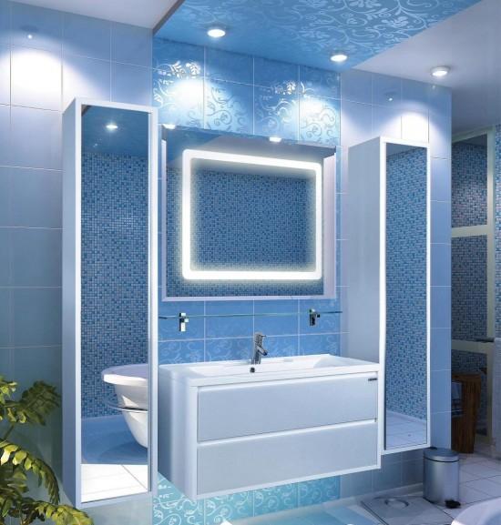 мебель в ванную комнату 8