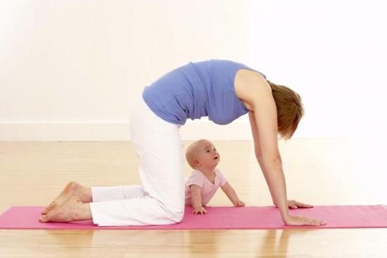 Восстановление и похудение молодой мамы1
