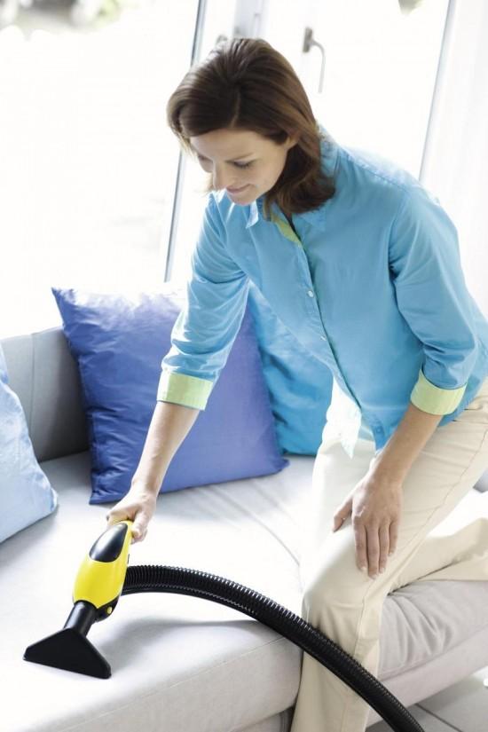 Почему стоит выбрать моющий пылесос?1
